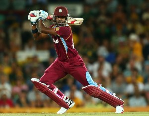 Darren Bravo made a classy 86 but was overshadowed by Shane Watson.