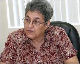 Dr. Elizabeth Ferdinand