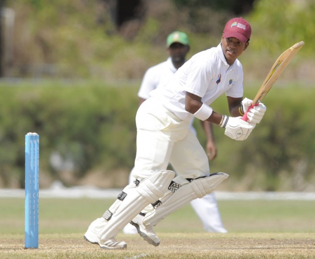 Leon Johnson has been added to the West Indies Test squad in St Lucia.