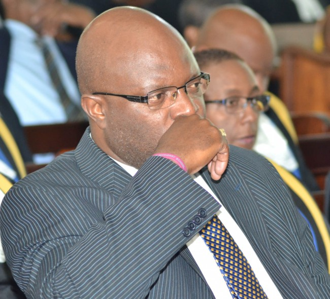 Attorney General Adriel Brathwaite chaired the Cabinet sub-committee of Cabinet which Sir Marston Gibson said had indicated the post of ADR Coordinator would be created to run the ADR programme for the courts.