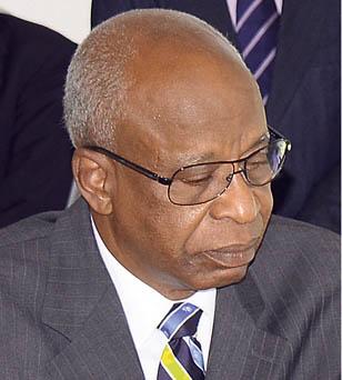 Former NIS chairman Senator Tony Marshall.