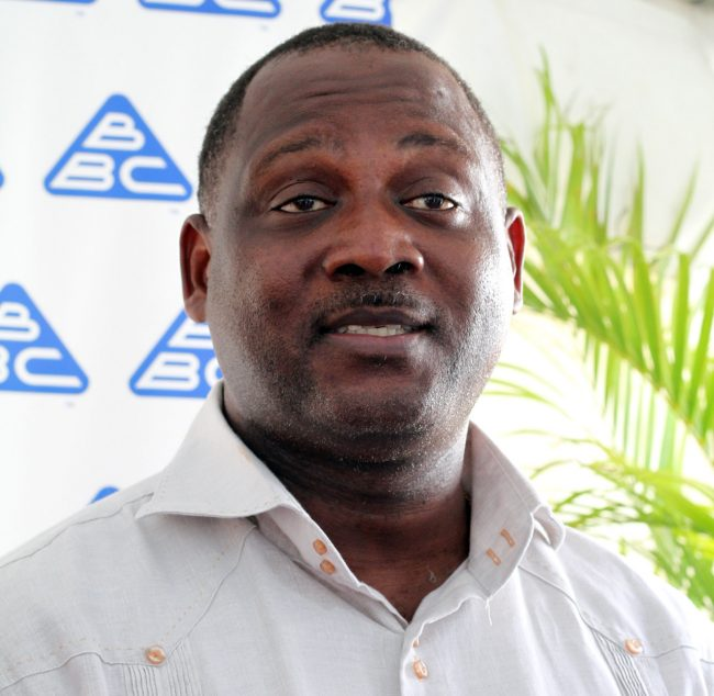 Minister of Commerce and Small Business Development Donville Inniss