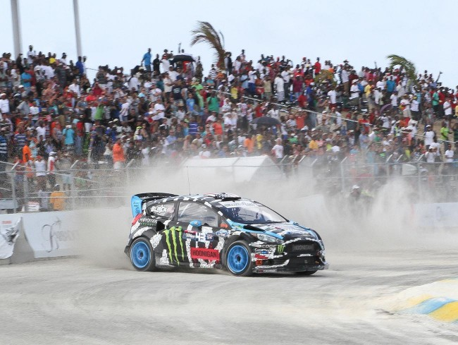Global Rallycross returning to Barbados this year.