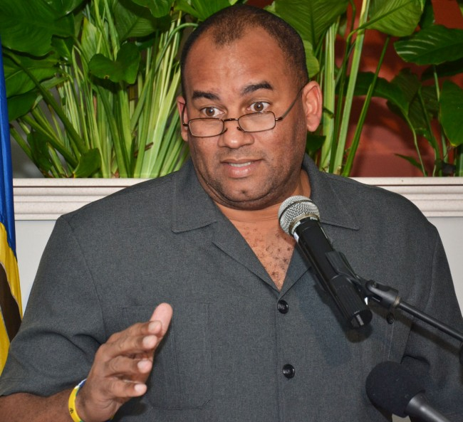CTO Chairman and Minister of Tourism Richard Sealy