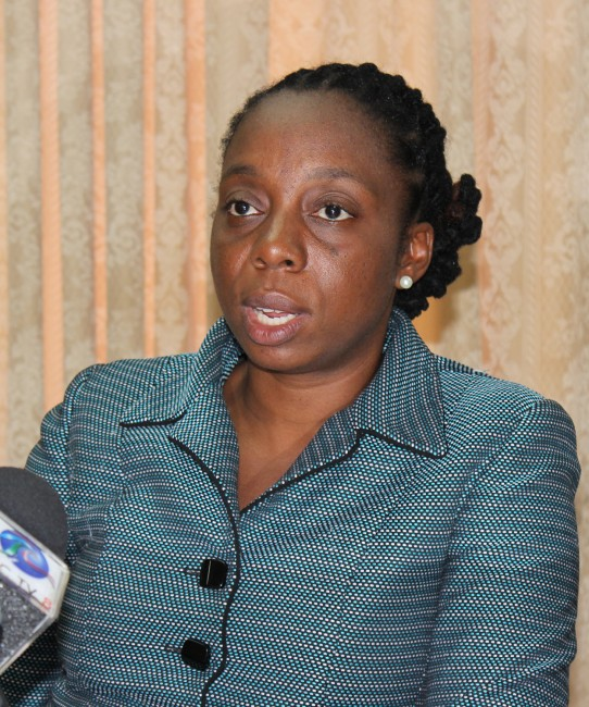 General Secretary Toni Moore says the BWU is demanding adjustments to pay levels of public servants and workers in the private sector.