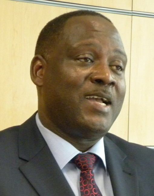 Minister of International Business Donville Inniss