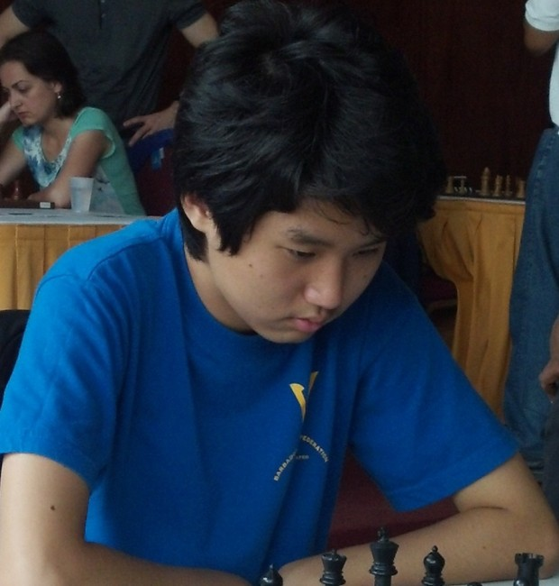 Yu Tien Poon is the new chess leader.