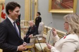 Trudeau sworn in as Canada's new Prime Minister