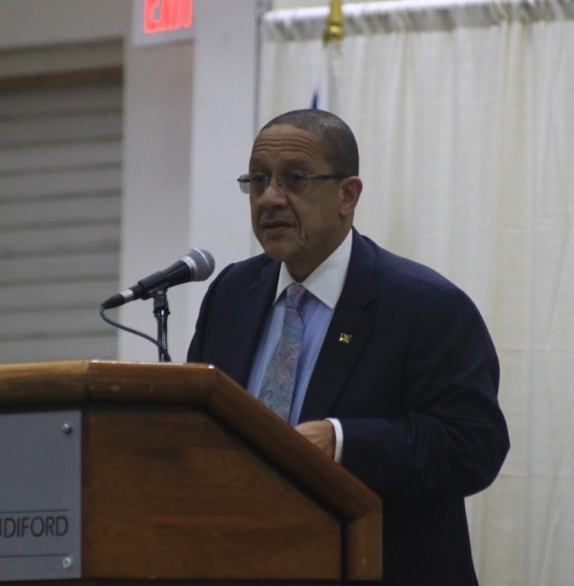 Barbados Tourism Marketing Inc Chief Executive Officer William Griffith