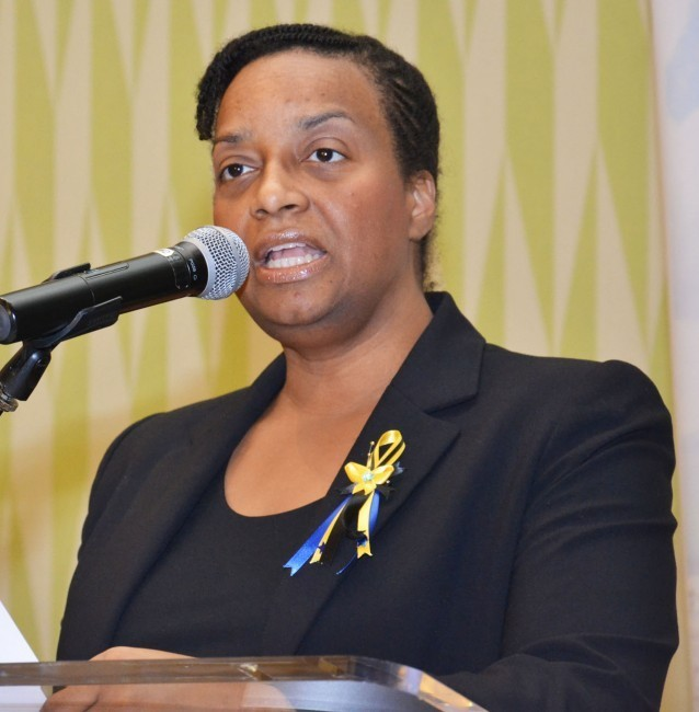Barbados Chamber of Commerce and Industry (BCCI) president Tracey Shuffler