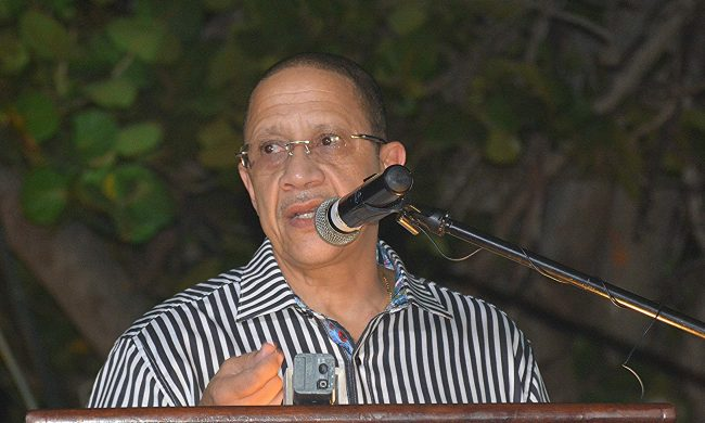 BTMI Chief Executive William Griffith promised to keep Barbados at number one.