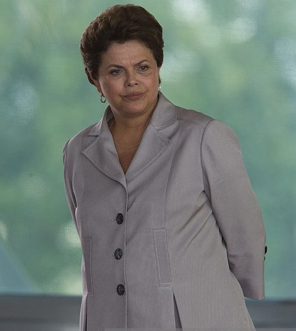 President Dilma Rousseff's troubles in Brazil have distracted attention away from the Games.