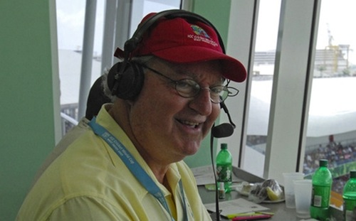Known as the Voice Of West Indies Cricket, Tony Cozier has covered the game for more than half-century.