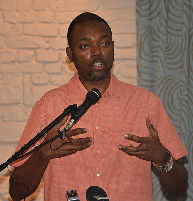 Tourism executive Colin Jordan wooing overseas-based Barbadians.