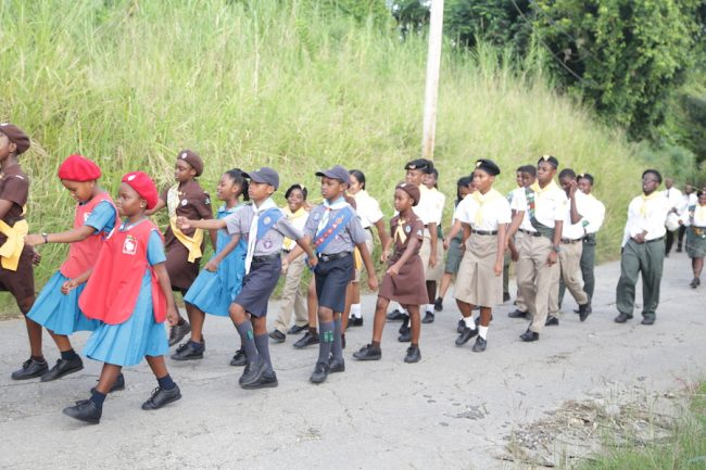 Independence pride in the east - Barbados Today