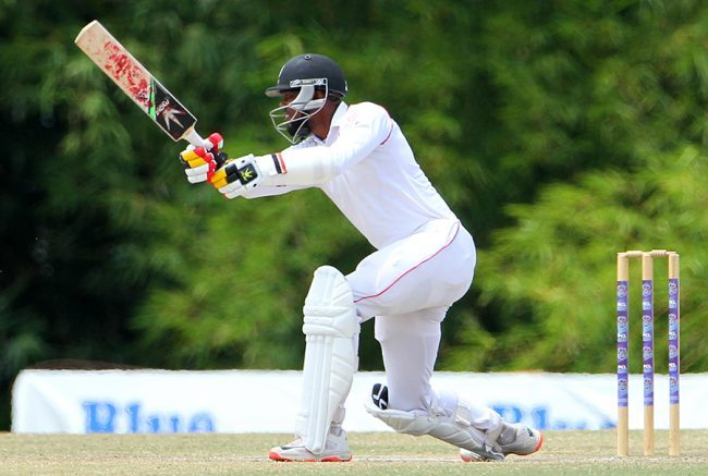 Kyle Hope smashed a century Thursday for West Indies 'A'.