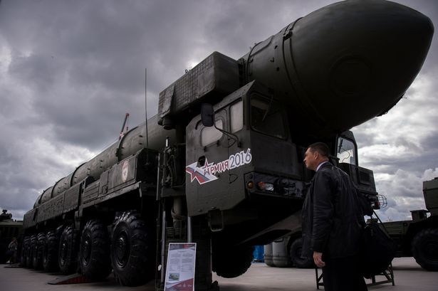 Russia has revealed its biggest ever nuclear missile, packed with up to 16 nuclear warheads, will be powerful enough to destroy a country as big as France with a single strike.