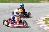 Karters show off their skills