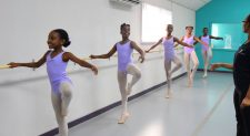 Pearl-Ann's passion for dance
