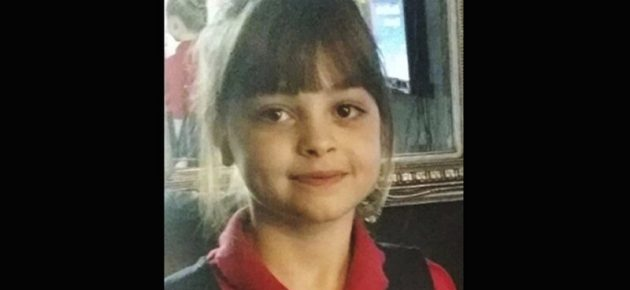 Eight-year-old among Manchester bombing victims