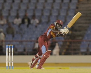 Kycia Knight top-scored in the Barbados innings.