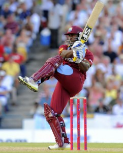 Dwayne Smith got West Indies off to a quick start once again.