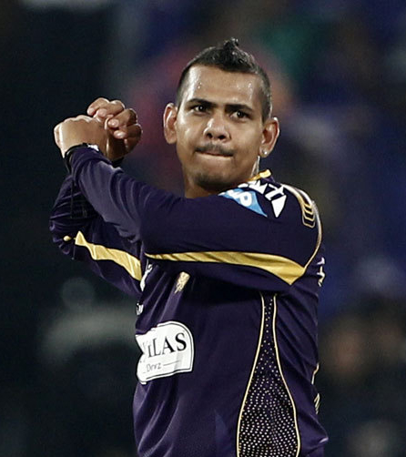 Sunil Narine called again; banned from the CLT20 Final.