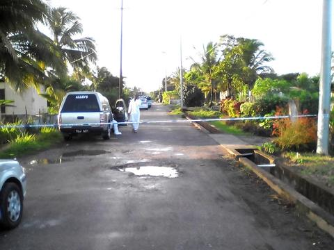 Dorothy Rodrigo, 33, died after being shot several times by gunmen at this Jokhan Trace, Carapo home around 4 am on January 2.