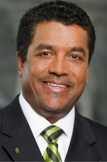 Managing Director and Chief Executive Officer of Republic Bank (Barbados) Limited, Ian De Souza.