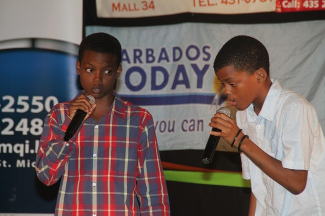 Naheem and Nakeem Wahid kept it local with People, Get Up.