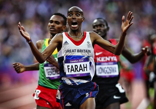 Mo Farah is among the many stars slated to descend on Rio.