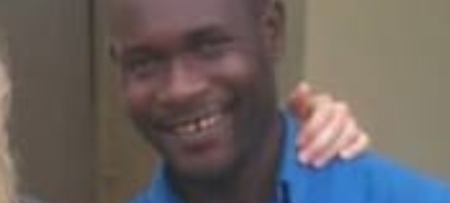Embattled employee at the Coral Mist Beach Hotel, Shawn Mapp in happier times at the hotel.