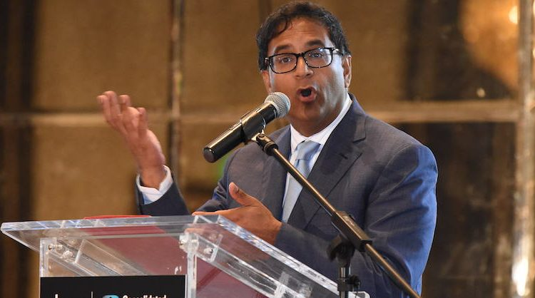 Top economic advisor to the Mia Mottley administration Professor Avinash Persaud